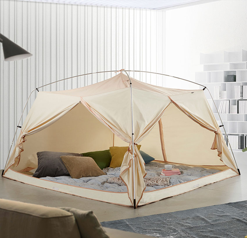 Pogmang premium fablic heating tent food dehydrator for Heated gazebo